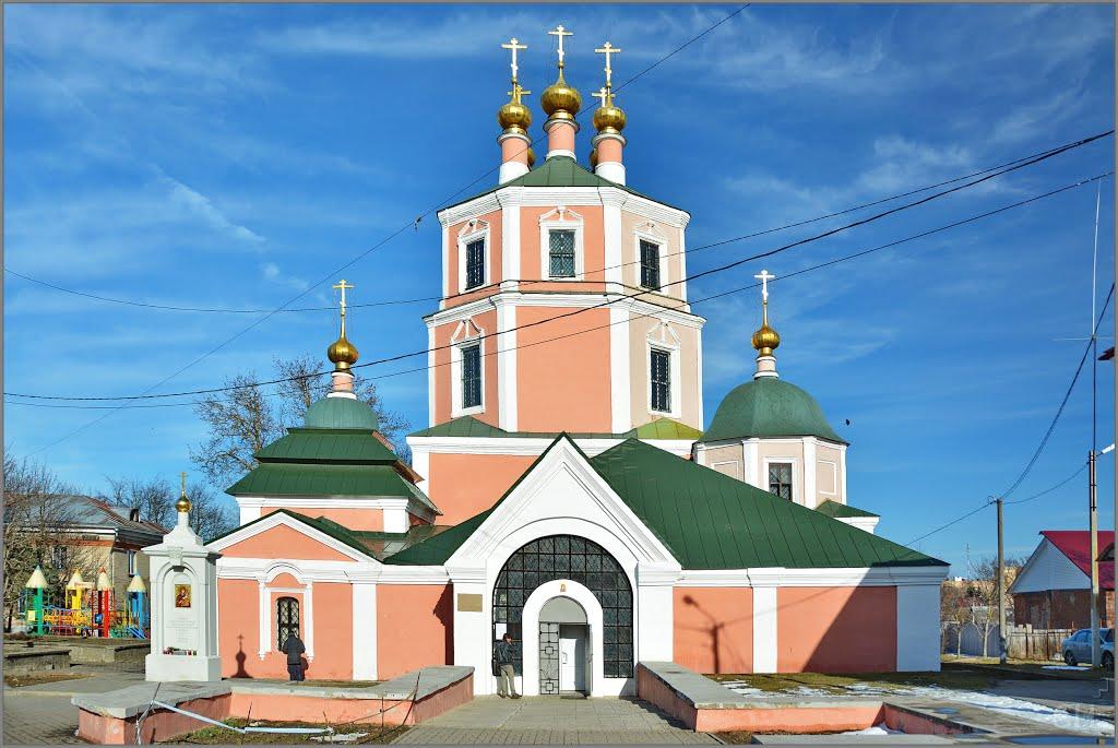 Церковь Казанской иконы Божией Матери (Гагарин)