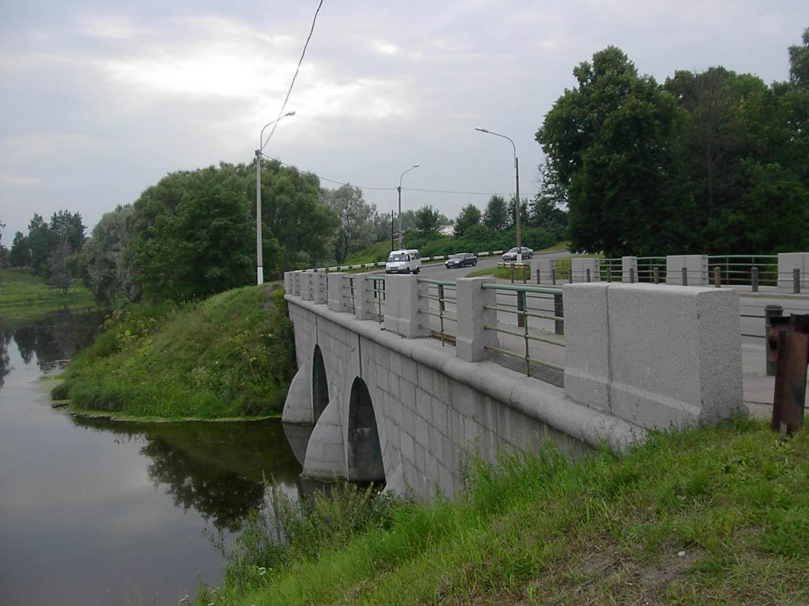 Бертонов мост (Павловск)