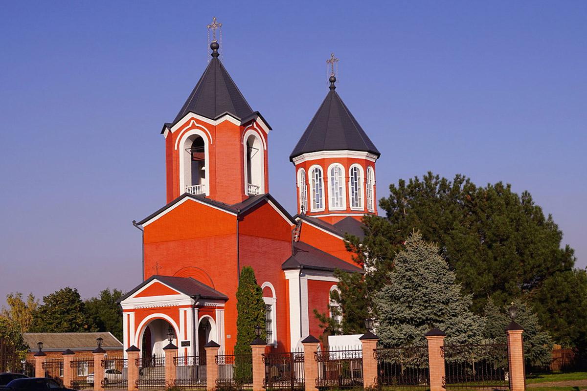 Армяно-григорианский собор «Сурб-Аствацацин» (Армавир)
