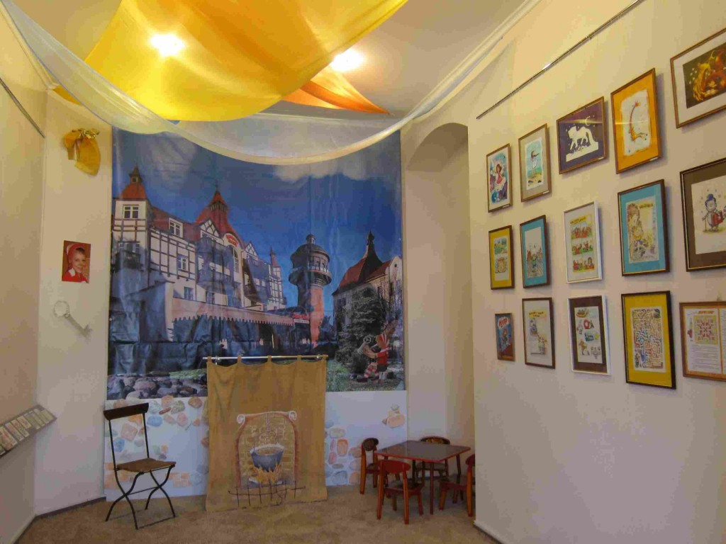 Каморка-музей папы Карло (Зеленоградск)