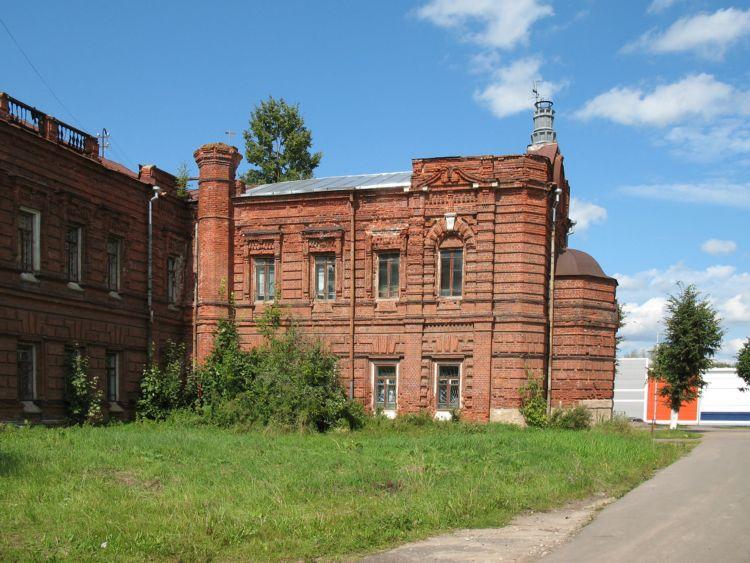 Никольская церковь при мужской гимназии (Шуя)