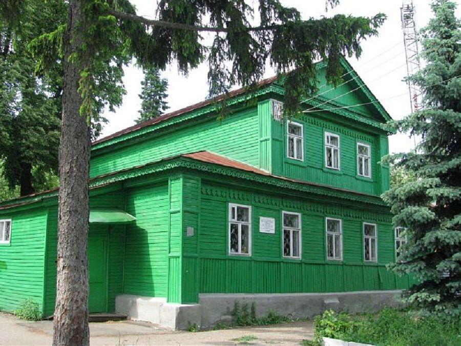 Квартира Марии Гоппиус (Арзамас)