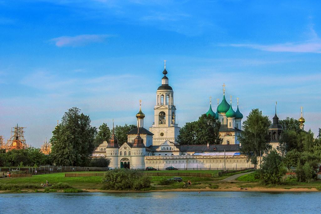 Толгский Свято-Введенский монастырь (Ярославль)