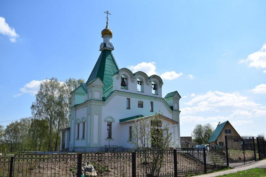 Троицкая церковь села Бураново (Удмуртия)