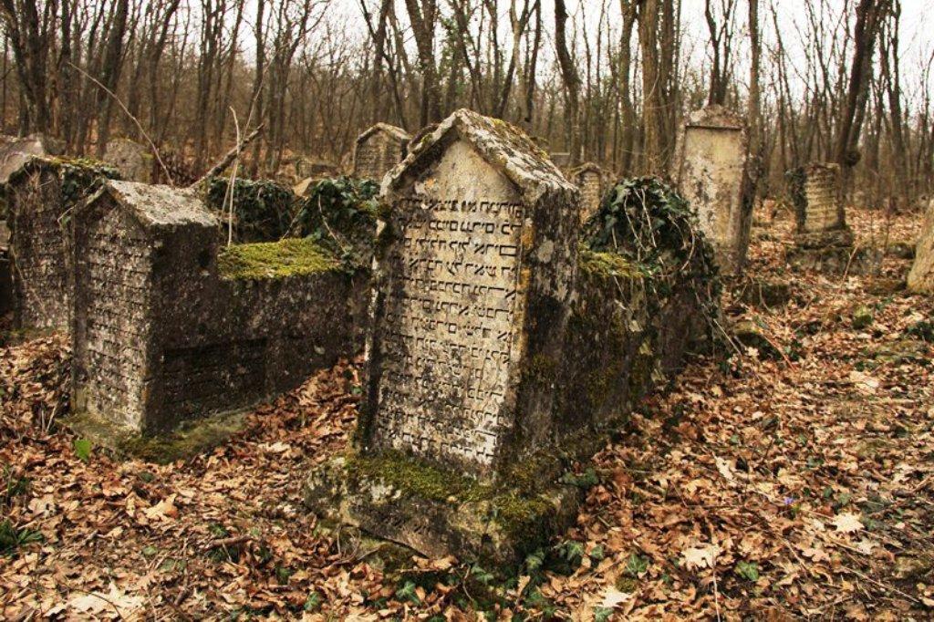 Караимское кладбище (Бахчисарай)