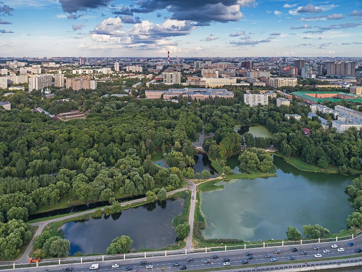 Парк Лефортово (Москва)