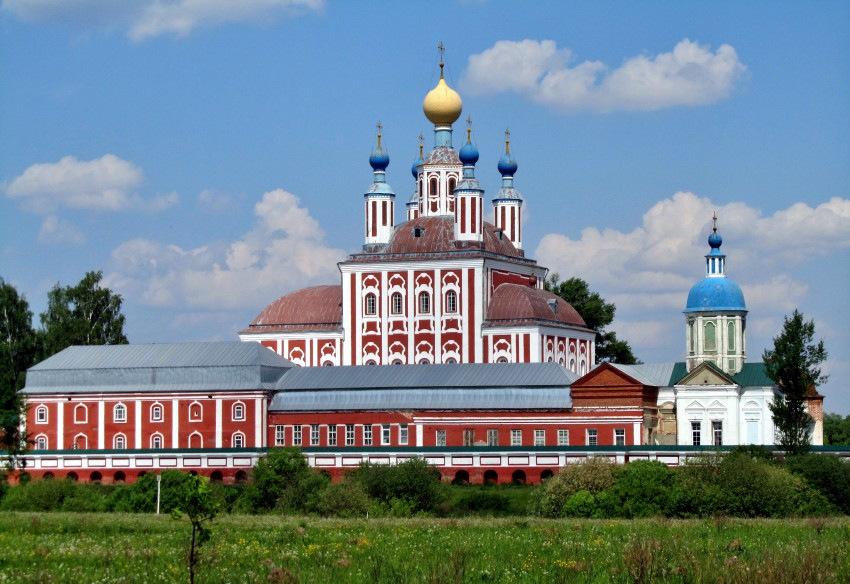 Санаксарский монастырь (Темников)