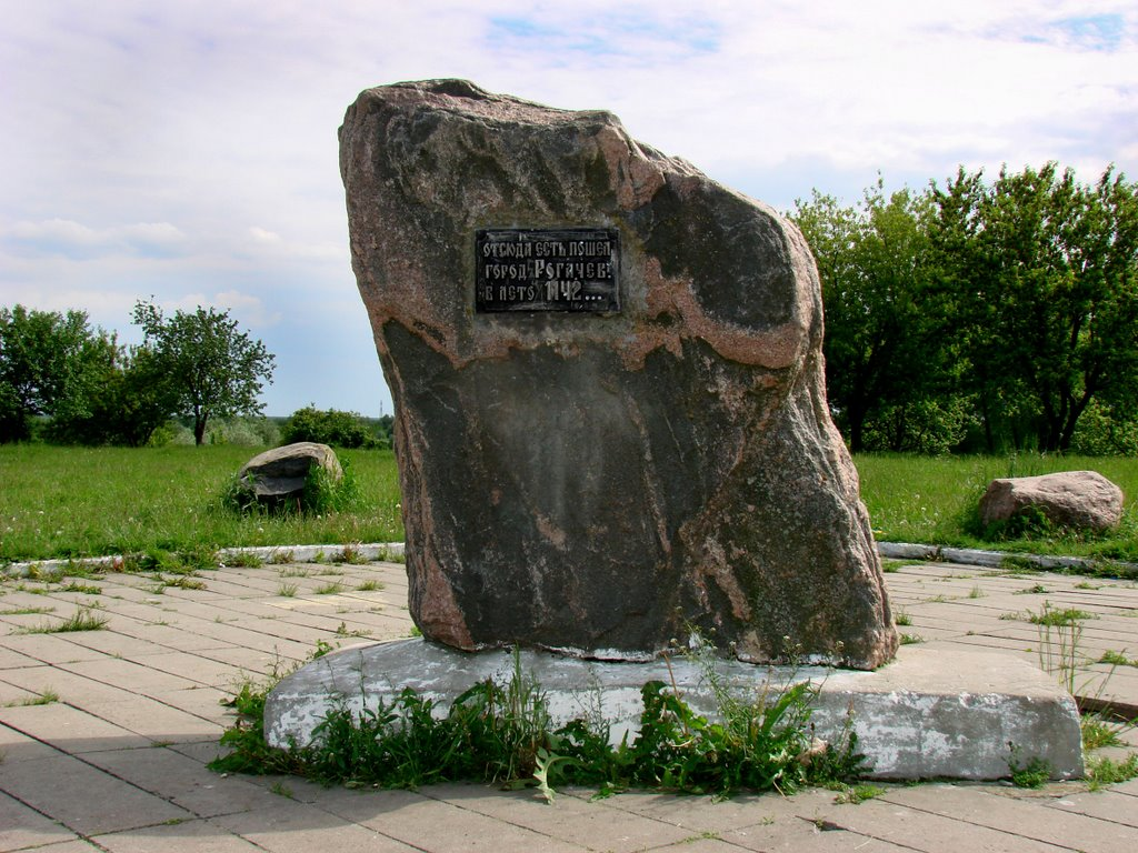 Замковая гора (Рогачёв)