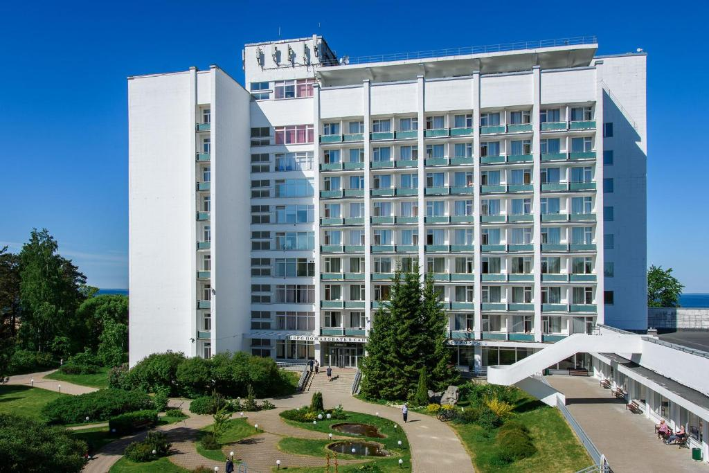 Гостиница (Сестрорецк)