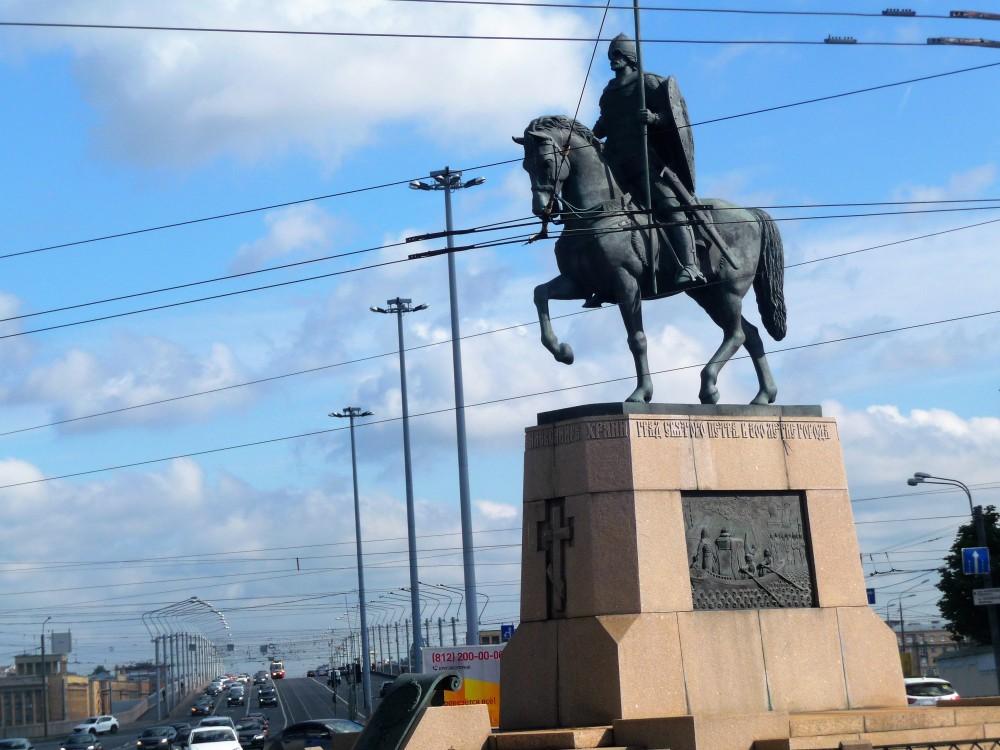 Памятник Александру Невскому (Санкт-Петербург)
