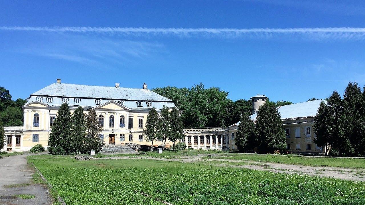 Дворец Валовичей в деревне Святск (Гродно)
