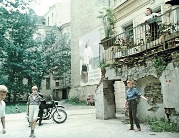 Дом Хоботова из«Покровских ворот» (Москва)