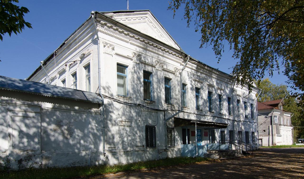 Дом купца Холодилова (Тотьма)
