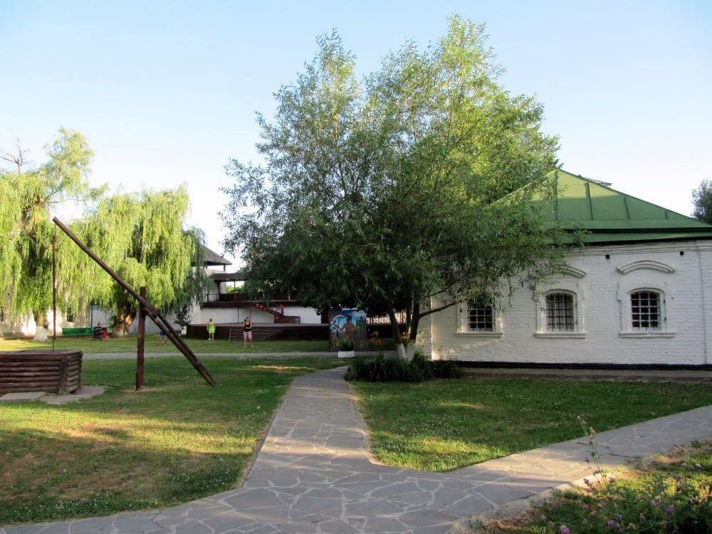 Атаманское Ефремовское подворье (Старочеркасская)
