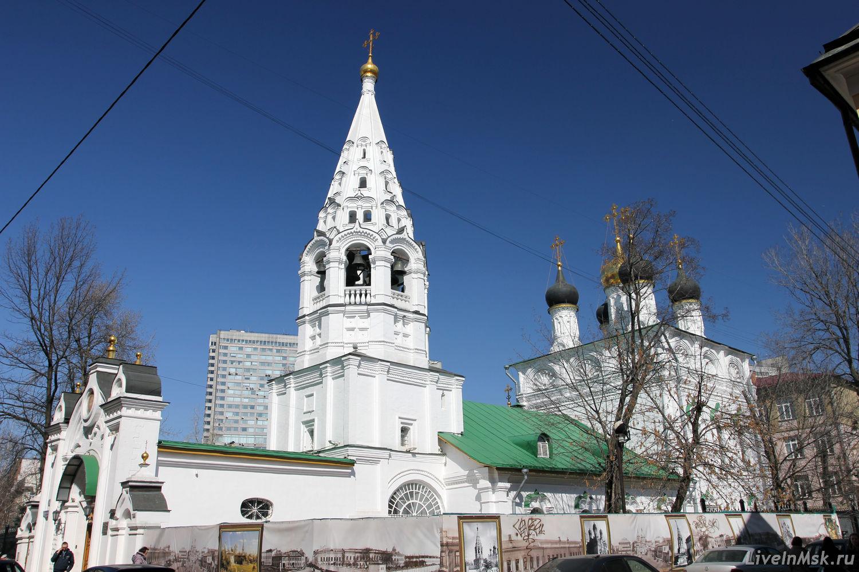 Храм Спаса на песках (Москва)