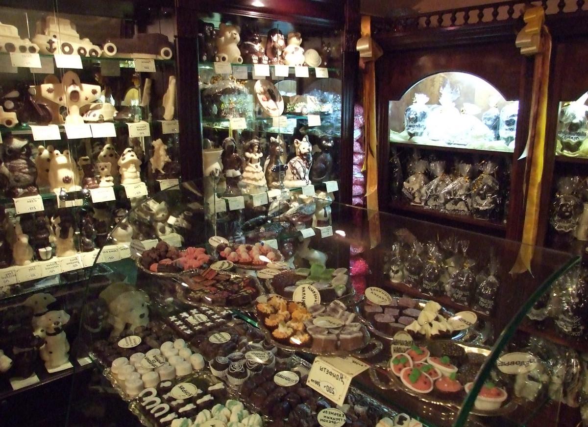 Музей шоколада (Санкт-Петербург)