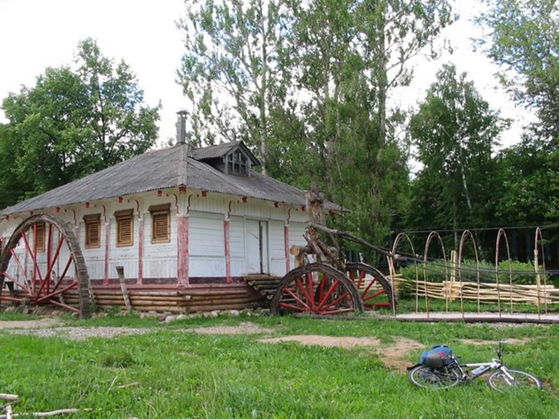 Музей ямщика (Гаврилов Ям)