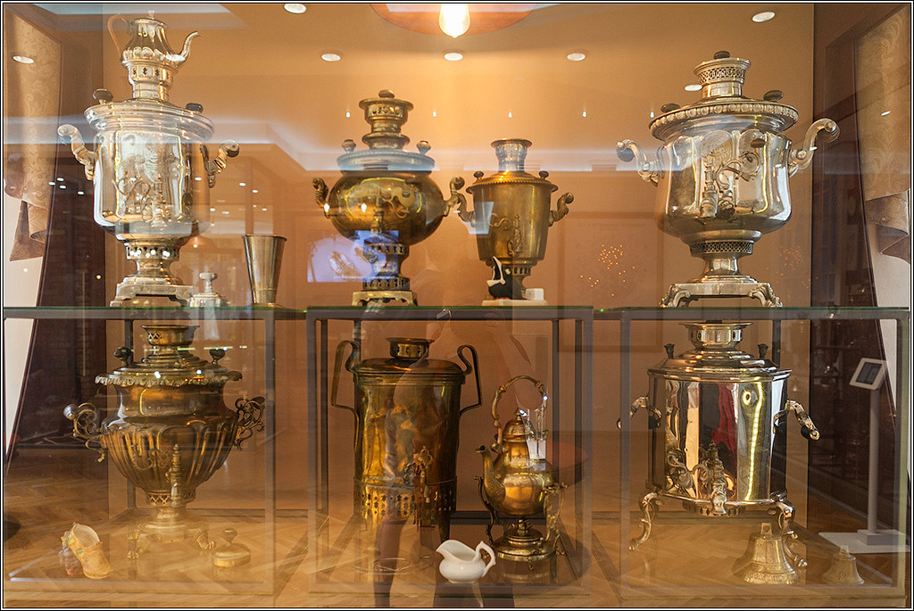 Музей «Тульские самовары» (Тула)