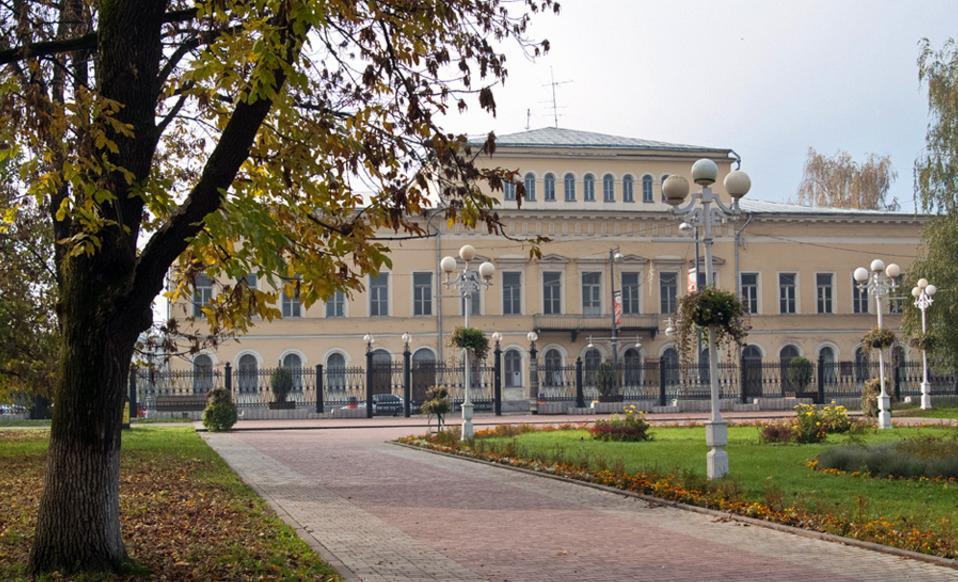 Здание Дворянского собрания (ТЮЗ) (Тверь)