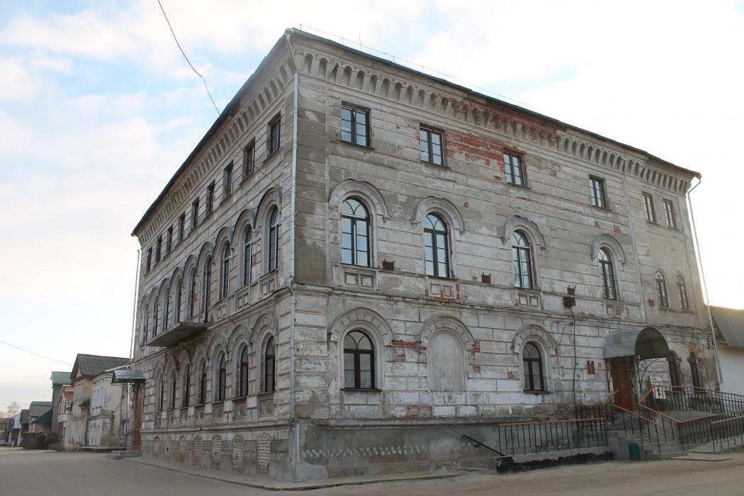 Балахнинский краеведческий музей (Балахна)