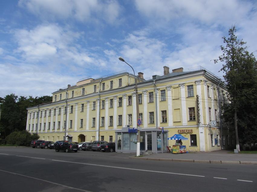 Дом Миниха (губернский дом) (Кронштадт)