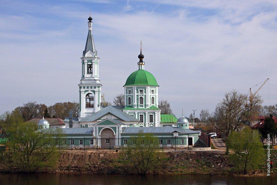 Вознесенский Оршинский женский монастырь (Эммаус)