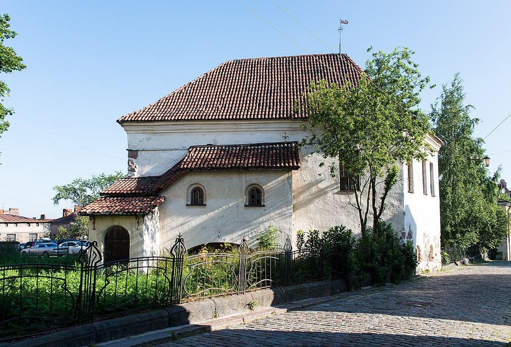 Костел св. Гиацинта (Рыцарский дом) (Выборг)