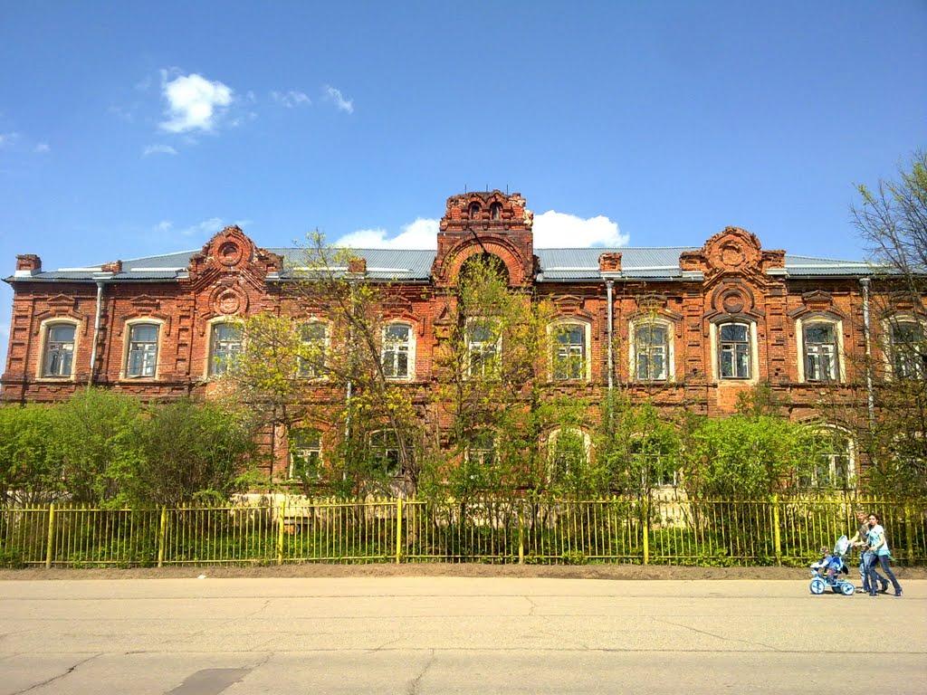 Здание детской библиотеки (Талдом)