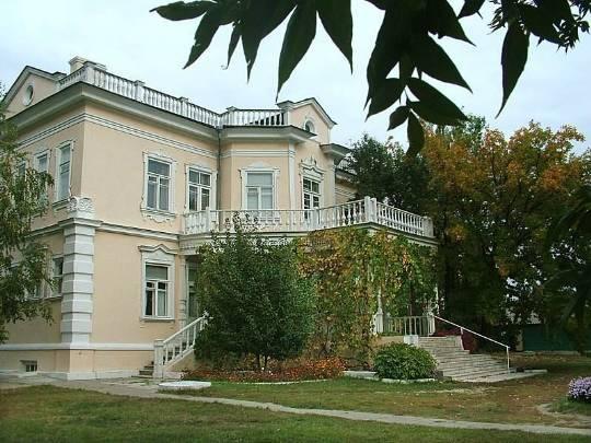 Усадьба-музей М. А. Шолохова в станице Вёшенской (Вёшенская)
