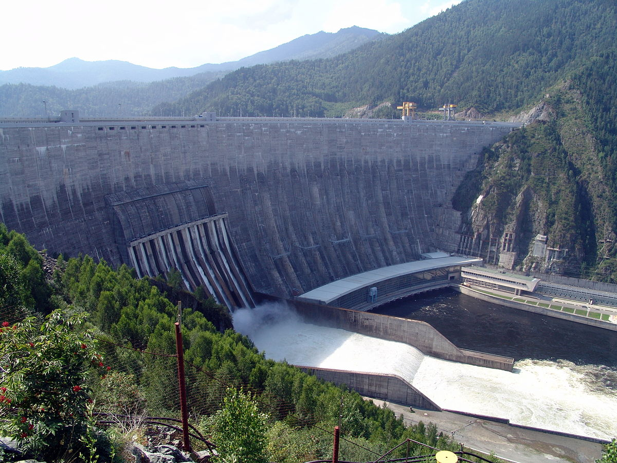 Саяно-Шушенская ГЭС (Шушенское)