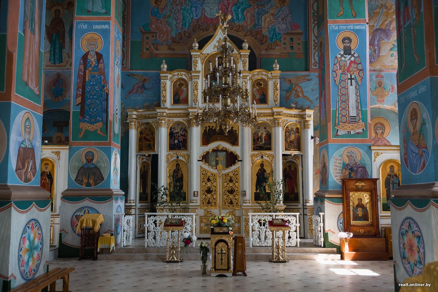 Свято-Николаевская церковь (Логойск)