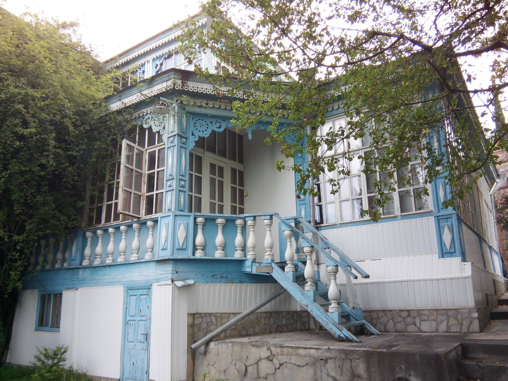 Усадьба «Олеиз» Токмаковых (Кореиз)