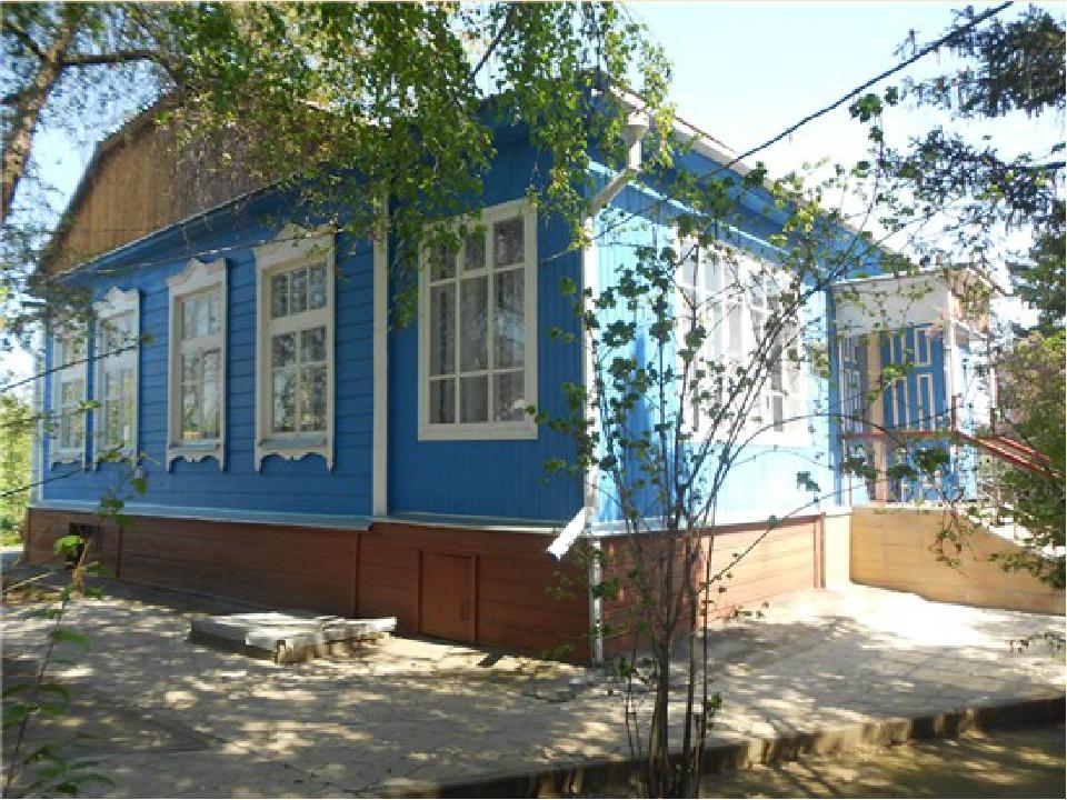 Музей писателя Закруткина (Ростовская область)