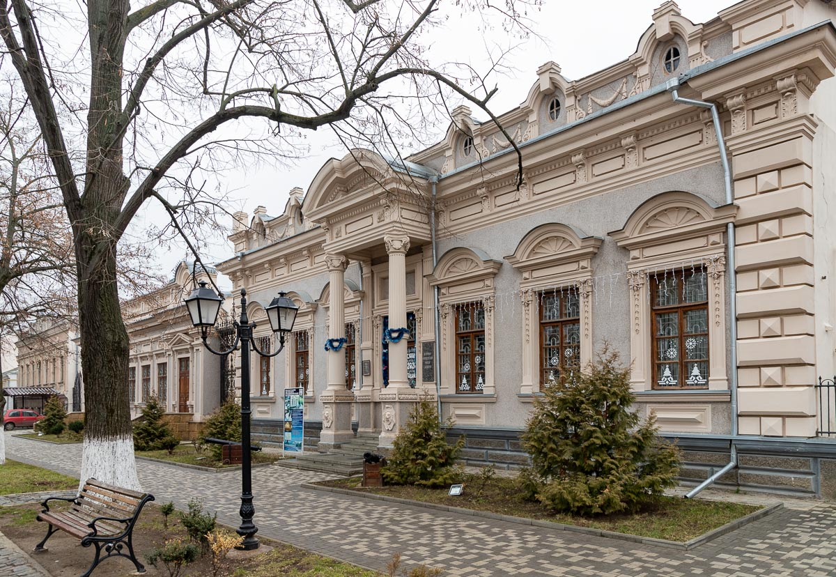 Историко-краеведческий музей (Бендеры)