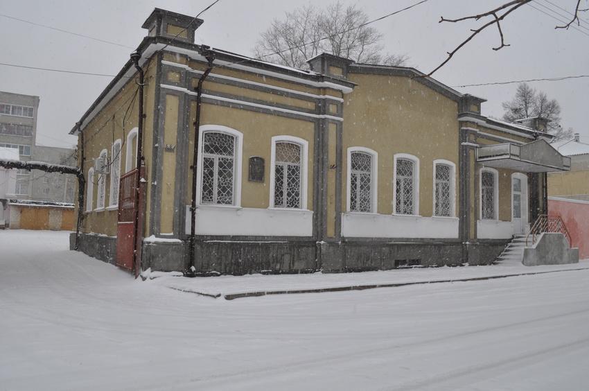 Дом купца Дагаева (Ливны)