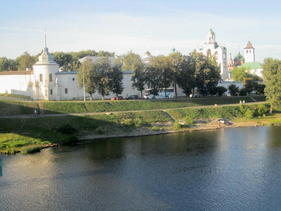 Спасо-Преображенский монастырь (Ярославль)