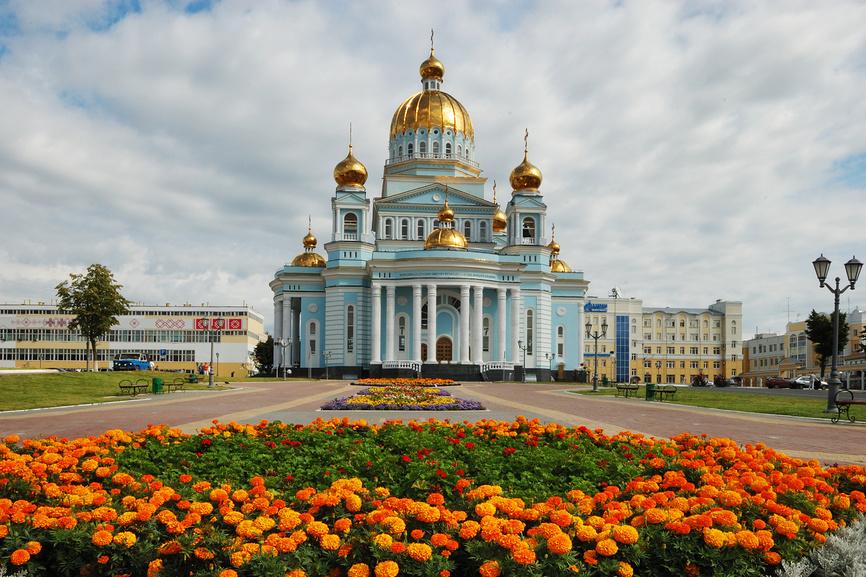 Собор Святого Федора Ушакова (Саранск)