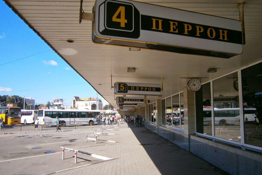 Центральный московский автовокзал (м. Щёлковская) (Москва)