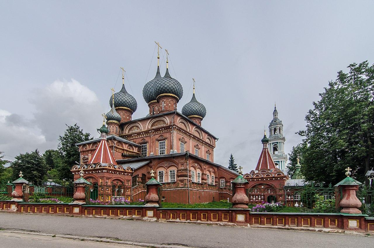 Церковь Воскресения на Дебре (Кострома)