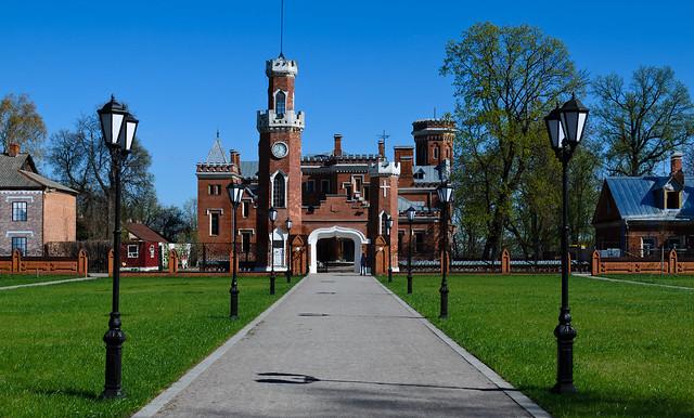 Замок принцессы Ольденбургской (Рамонь)
