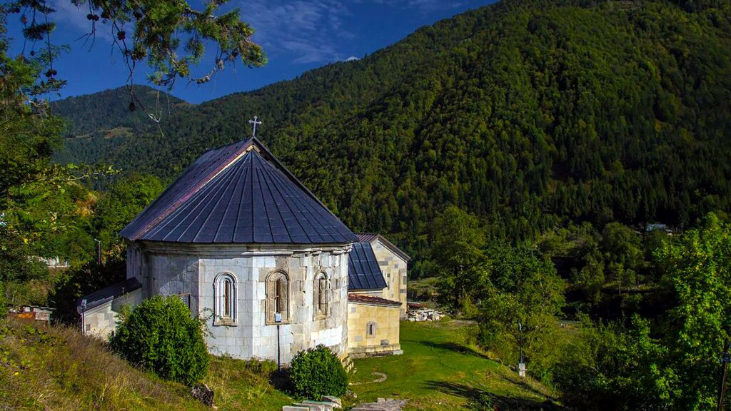 Монастырь Схалта (Аджария)