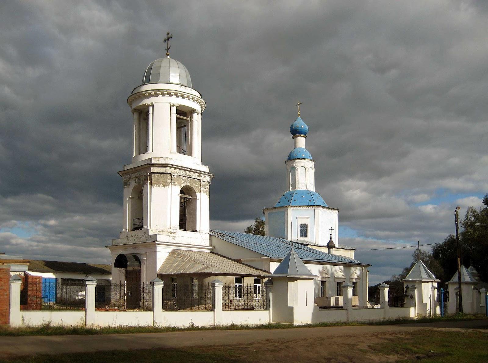 Церковь Успения Пресвятой Богородицы (Ногинск)