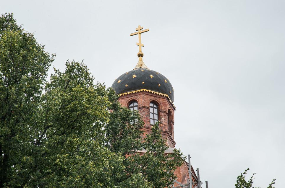 Гуслицкий Спасо-Преображенский монастырь (Куровское)