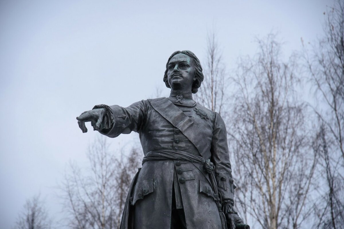 Памятник Петру I (Лосино-Петровский)