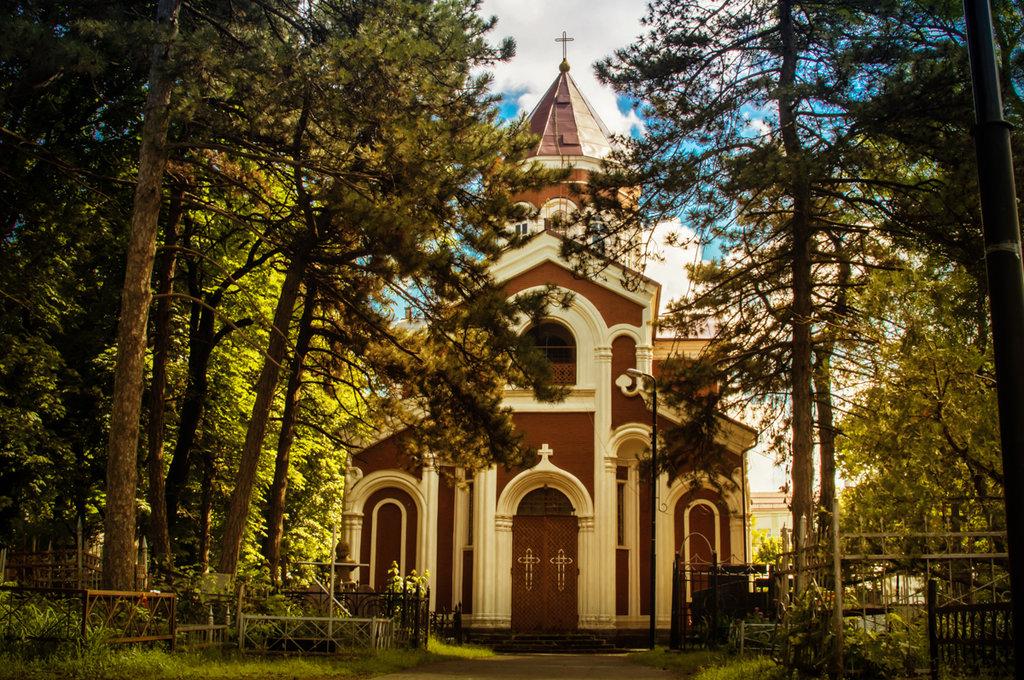 Армянская церковь Сурб-Карапет (Ростов-на-Дону)