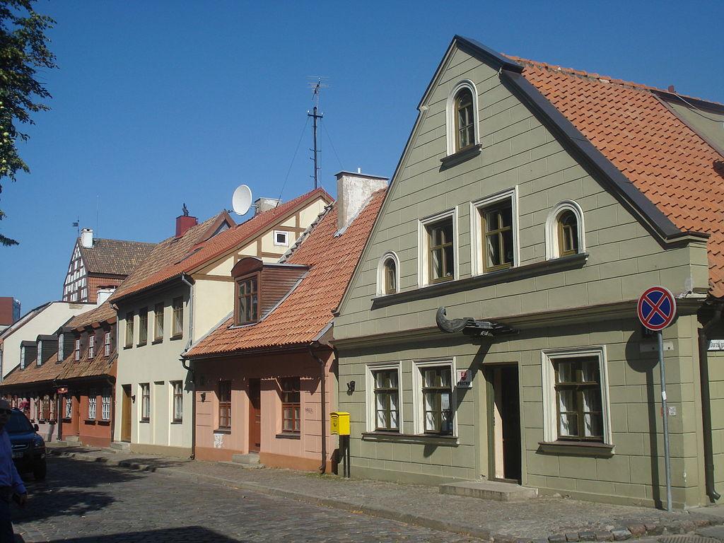 Старый город Клайпеды (Клайпеда)