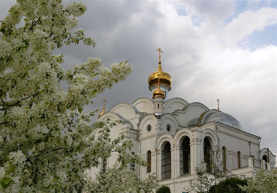 Церковь Серафима Саровского (Златоуст)