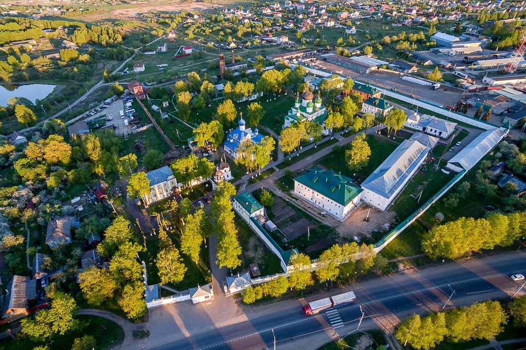 Фёдоровский женский монастырь (Переславль-Залесский)