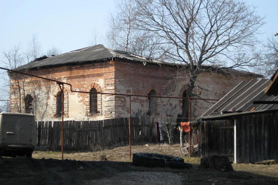 Здание Лихвинской тюрьмы (Чекалин)