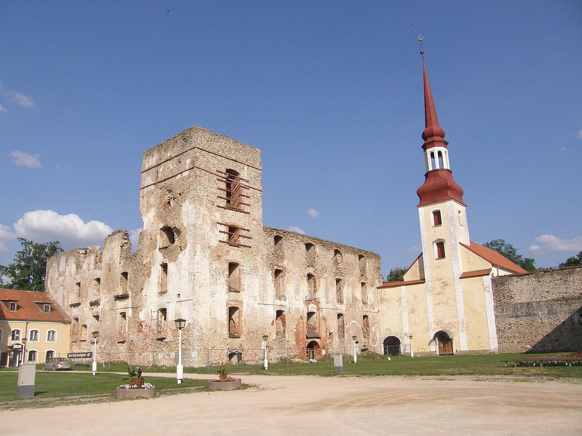 Замок Пылтсамаа (Эстония)